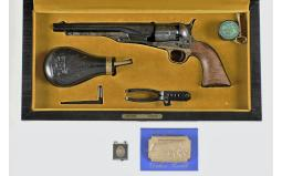 Colt Model 1860 Army Black Powder Series Revolver