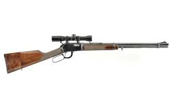 Winchester Model 9422M Carbine with Scope