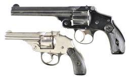 Smith & Wesson - 38 Safety Hammerless