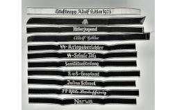 Eleven Nazi-Style Armbands