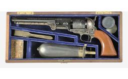 Colt General Grant Commemorative 1851 Navy Revolver