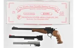 Thompson/Center Encore Pistol with Extra Barrels