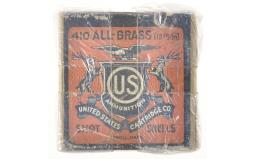 Box of  US Cartridge Company .410 Shotgun Shells