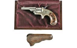 Colt Open Top Pocket Revolver 22