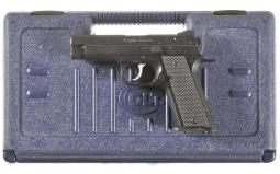 Colt Z40 Pistol 40 S&W