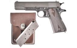 Colt 1911A1 Pistol 45 ACP