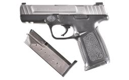 Smith & Wesson SD40VE Pistol 40 S&W