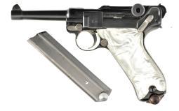Erfurt Luger Pistol 9 mm