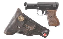 Mauser 1934 Pistol 7.65 mm