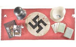 Group of WWII Era Memorabilia