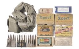 Group of Assorted Ammunition