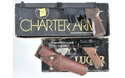 Two Boxed Semi-Automatic 22 Caliber Pistols