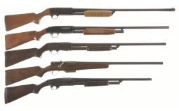 Six Shotguns