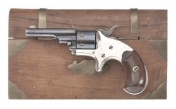 Colt Open Top Pocket Revolver 22 RF