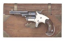Colt Open Top Pocket Revolver 22 RF