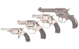 Four Revolvers