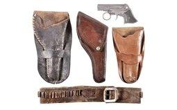 Remington Arms Inc Elliot Pistol 22 RF