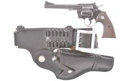 Colt Trooper Revolver 357 magnum