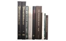 Nine Assorted Winchester Reference Books