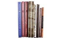 Nine Assorted Colt Reference Books