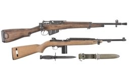 Two Military Carbines