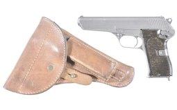 Cz 52 Pistol 7.62x25 mm