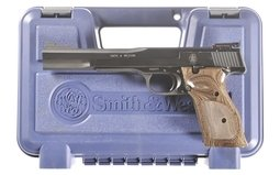 Smith & Wesson 41 22 LR Includes Box And Manual