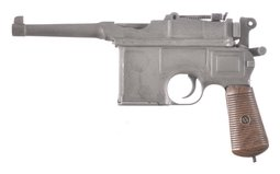 Mauser Broomhandle Pistol 7.63