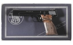 Smith & Wesson 41 Pistol 22 LR