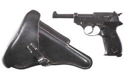 Mauser P 38 Pistol 9 mm