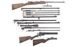 Seven Long Guns