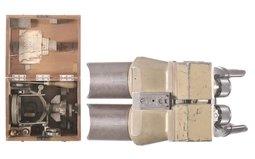 German Tank Binoculars and Japanese Spotting Scope Accessories