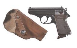 Walther PPK Pistol 9 mm Kurz