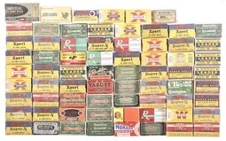 Seventy Boxes of Assorted .22 Caliber Ammunition