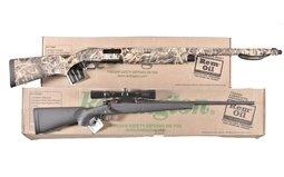Two Remington Long Gun with Boxes