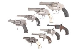 Eight Revolvers