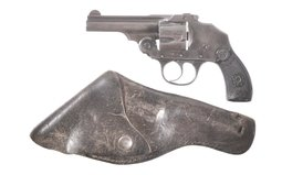 Iver Johnson Arms Inc  Safety Automatic Double Action Revolver 3