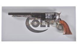 Colt Walker Black Powder Series Revolver 44 percussion
