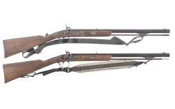 Two Traditions Percussion Rifles
