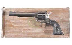 Colt New Frontier Revolver 22 LR