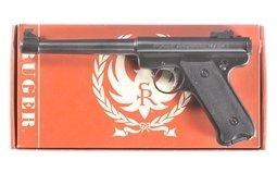 Ruger MARK 1 Pistol 22 LR