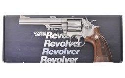 Smith & Wesson 66 Revolver 357 magnum