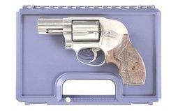 Smith & Wesson 649 Revolver 357 magnum
