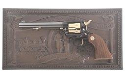 Colt Frontier Scout Revolver 22 LR