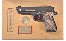 Beretta Pietro 92fs Pistol 9 mm parabellum