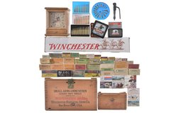 Large Group of Assorted Ammunition and Accessories