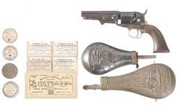 Colt 1849 Revolver 32 percussion