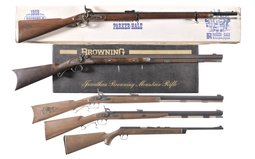 Five Rifles