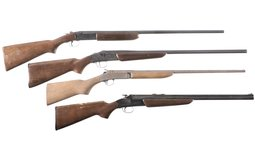 Four Long Guns