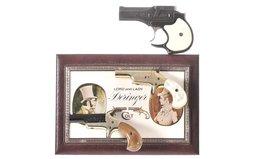 Three Derringer Pistols